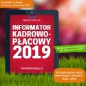 Informator Kadrowo-Płacowy 2019