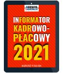 INFORMATOR KADROWO - PŁACOWY 2020 - e-book w formacie pdf
