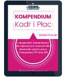KOMPENDIUM KADR I PŁAC - e-book w formacie pdf