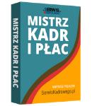 MISTRZ KADR I PŁAC - książka dostępna online - AKTUALIZOWANA NA BIEŻĄCO!