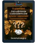 Suplement - Zatrudnianie Cudzoziemców - Pytania i Odpowiedzi PIP - e-book w formacie pdf