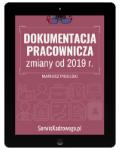 Dokumentacja Pracownicza - zmiany od 2019 r. - e-book