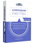 Kompendium Kadr i Płac - książka drukowana