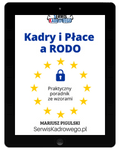 Kadry i Płace a RODO - e-book w formacie pdf