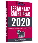 Terminarz Kadr i Płac 2020